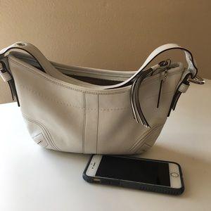 Small Coach shoulder bag